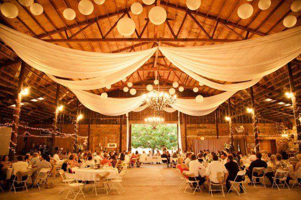 Свадьба - Northern California Barn Wedding