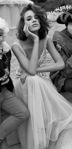 Wedding - Liz Martinez Bridal Collection - Milan 2015 - Belle The Magazine