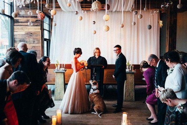Mariage - Modern Minneapolis Wedding At Heydey Eats