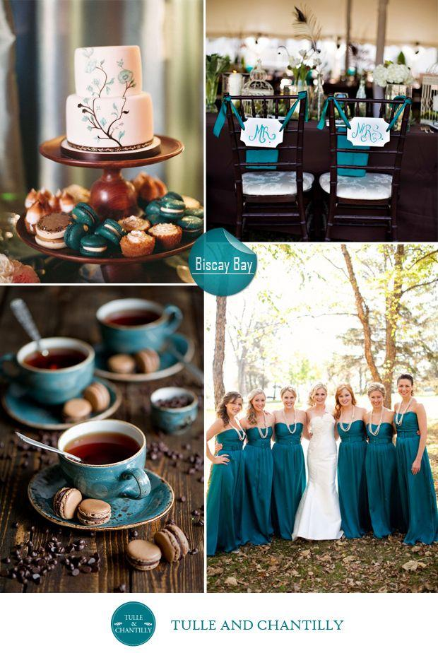Top 10 Pantone Inspired Fall Wedding Colors 2015 2362262 Weddbook