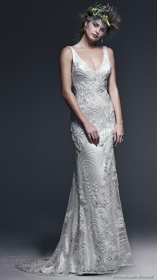 Wedding - Sottero And Midgley Fall 2015 Wedding Dresses