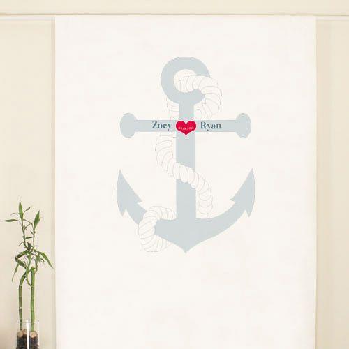 Wedding - Anchor Personalized Photo Backdrop