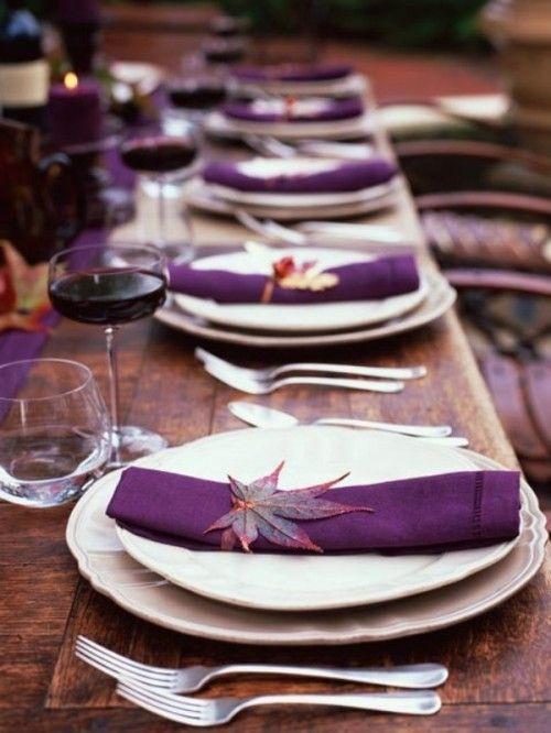 Mariage - 35 Amazing Fall Wedding Table Decor Ideas