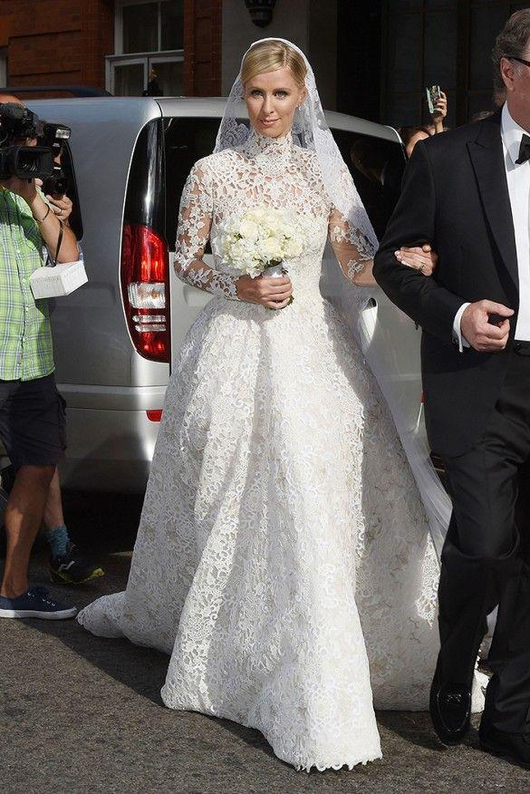 Wedding - See Nicky Hilton's Gorgeous Valentino Wedding Dress