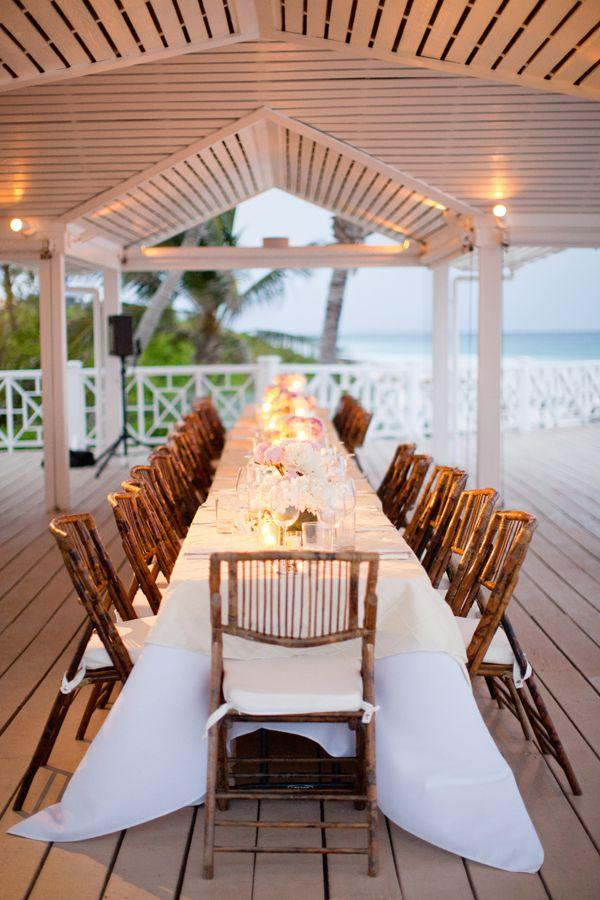 Wedding - Ocean-Side Bahamas Wedding