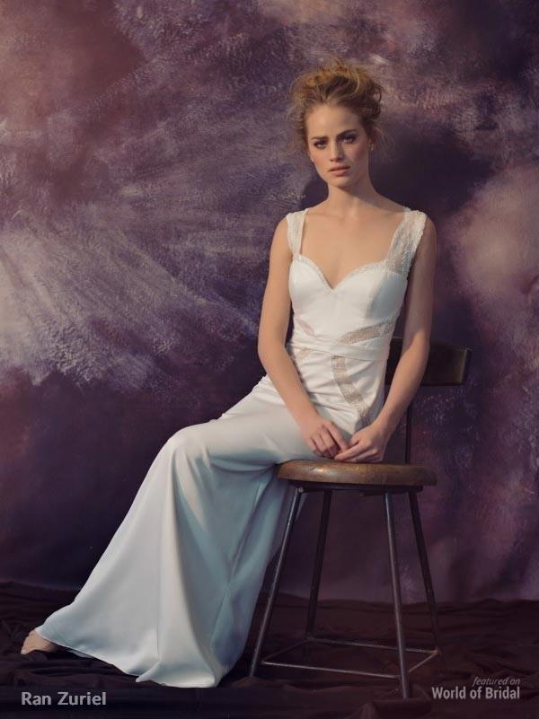 Wedding - Ran Zuriel 2015 Wedding Dresses
