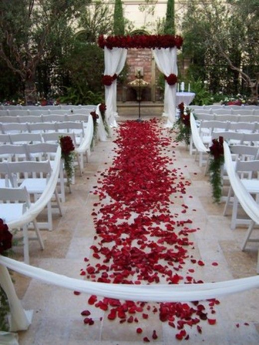 Indoor And Outdoor Wedding Ceremony Decorations 2362965 Weddbook