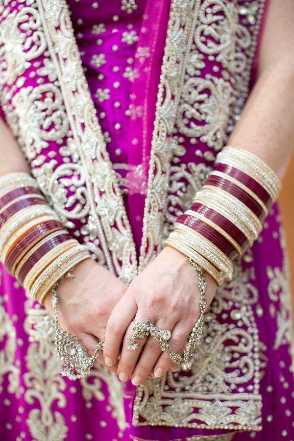 Mariage - 25 Vibrant   Gorgeous Saris That Will Make You Forget About A White Wedding Dress