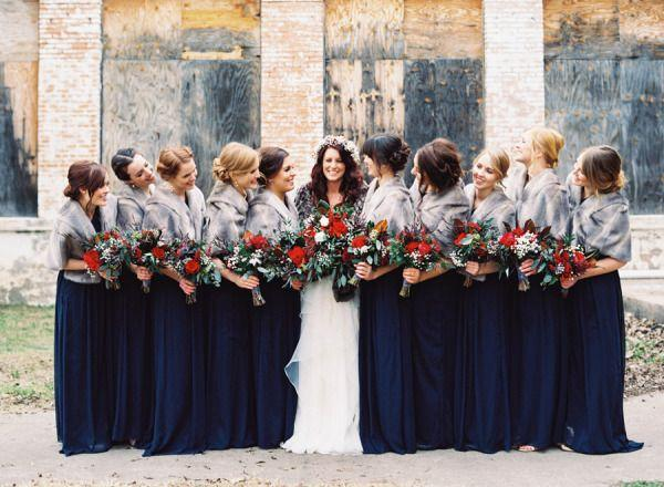 New Years Eve Wedding.Bridesmaid Romantic New Year S Eve Wedding 2363012 Weddbook