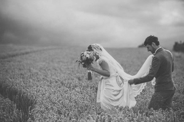 Wedding - Swedish Inspired Wedding At Scampston Hall