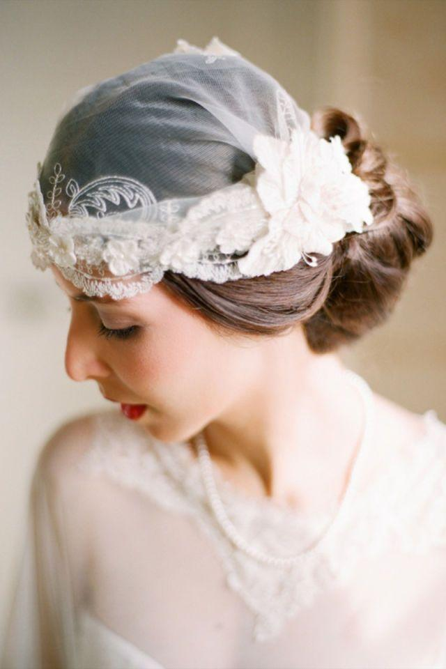Mariage - 15 Show-Stopping Wedding Veils