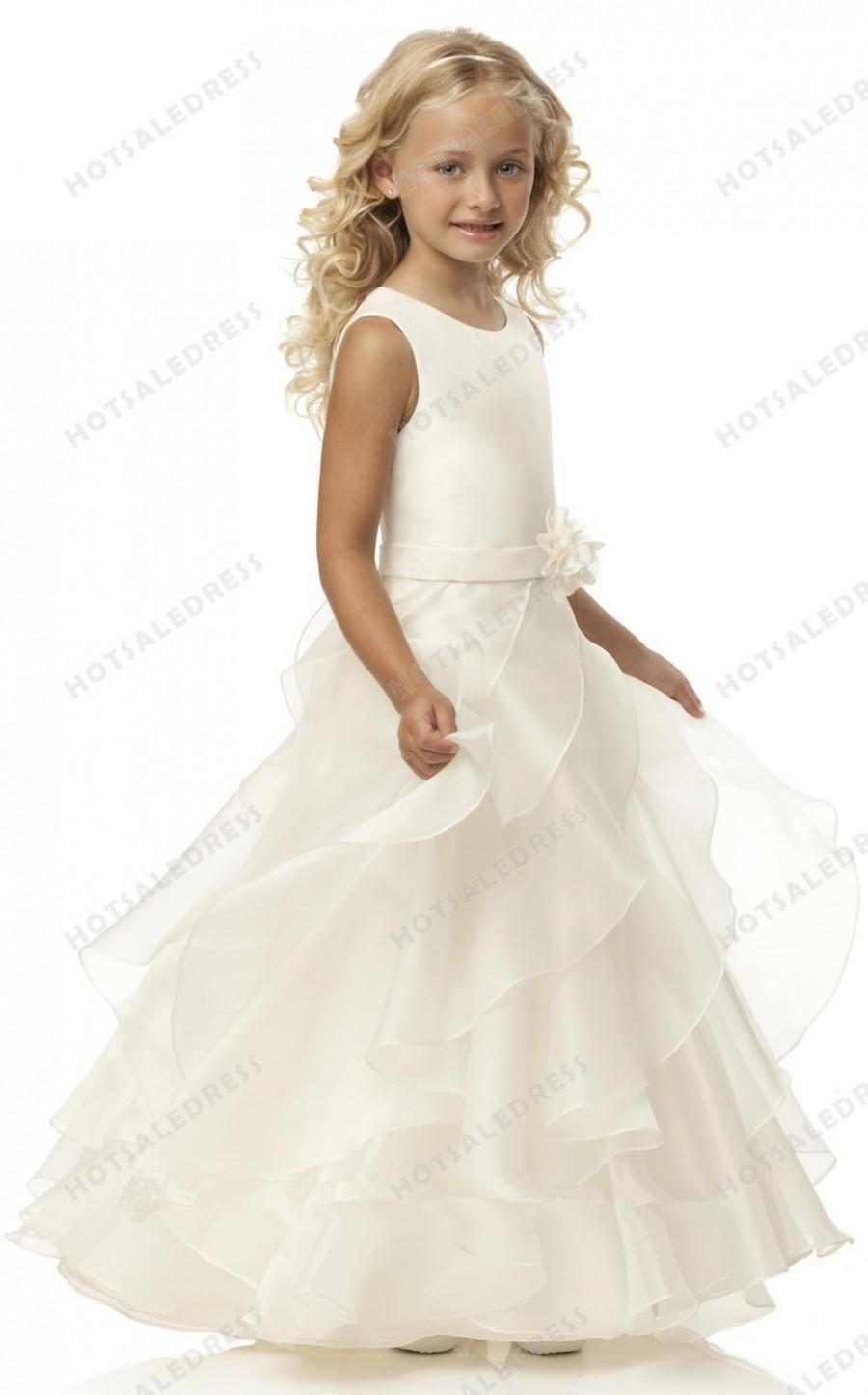 Hochzeit - Dessy FL4036