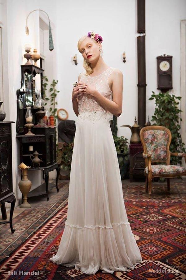 Wedding - Tali Handel 2015 Wedding Dresses