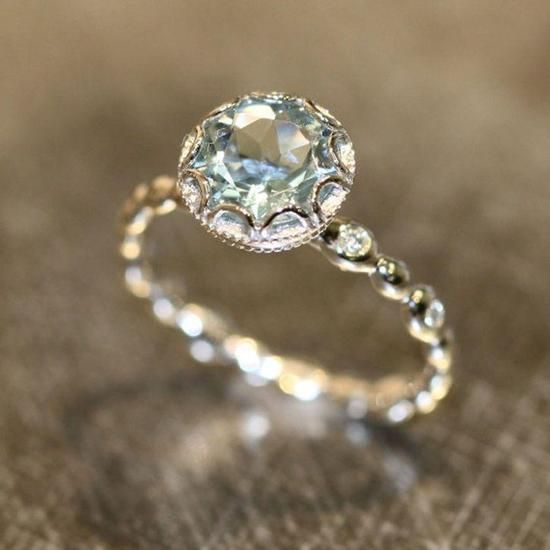 Wedding - 24 Under $1,000 Engagement Rings