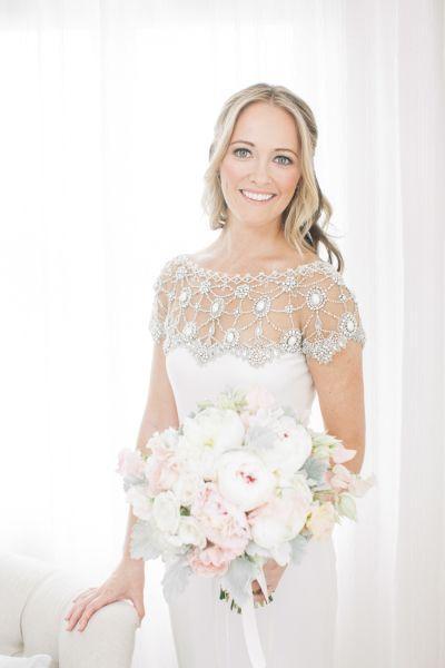 Düğün - Illusion Neckline Wedding Dresses