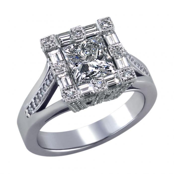 Свадьба - Chicago Custom Jewelry Gallery