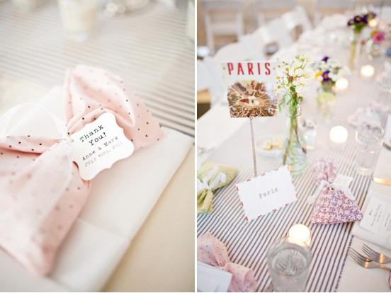 Свадьба - Anna Bé Weddings :: Table Decor