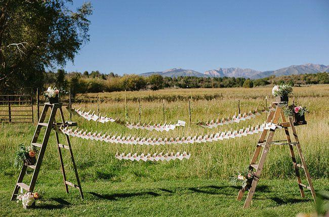 Mariage - Charming Colorado Ranch Wedding: Anna   Josh