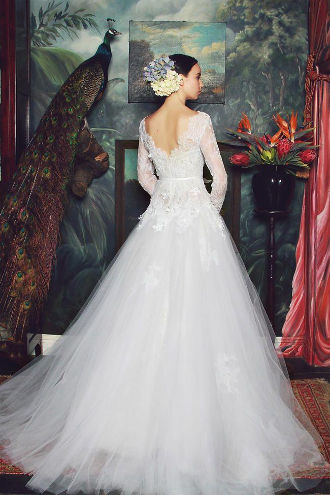 Mariage - First Look: Anna Georgina By Kobus Dippenaar 2015 Collection Preview