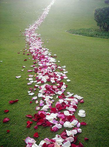 Mariage - May Flowers Always Line Your Path And Sunshine Light Your ...