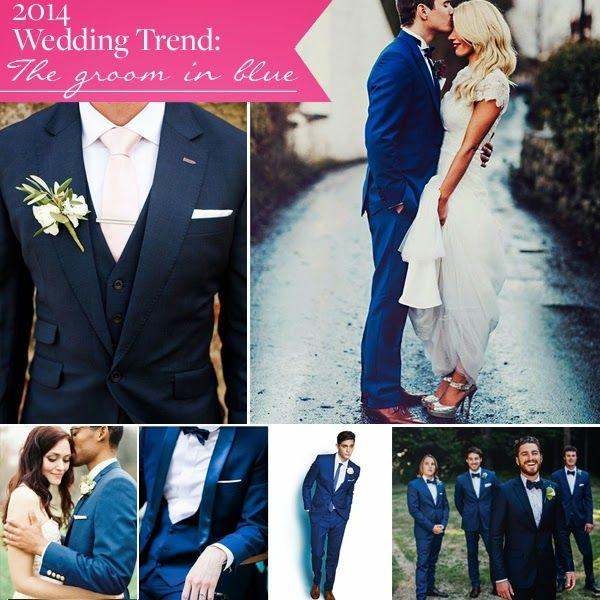 Wedding - She Said Oui: 2014 Wedding Trends