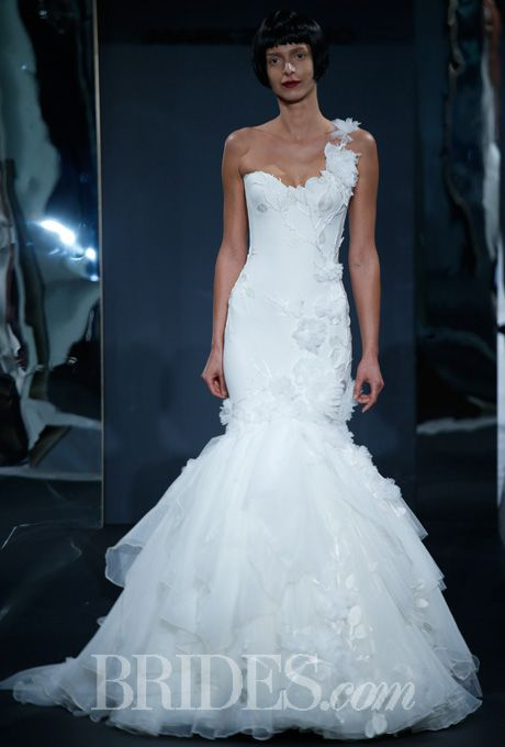 Mariage - Mark Zunino For Kleinfeld Wedding Dresses - 2014 - Bridal Runway Shows