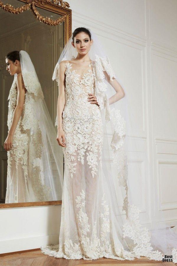 Mariage - Zuhair Murad Stunning Wedding Dresses 2013