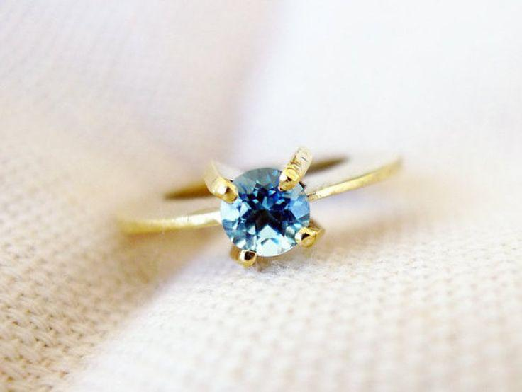 Свадьба - 8 Sapphire Engagement Rings Just As Beautiful As Diamonds
