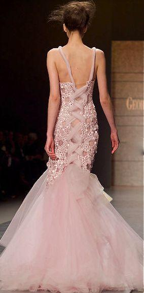 Mariage - Georges Chakra Spring/Summer 2010 Haute Couture
