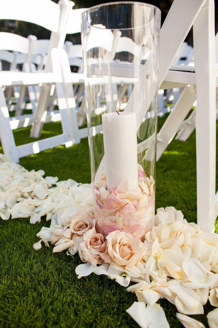 Hochzeit - Arizona Wedding: A Glamorous Rosey Affair