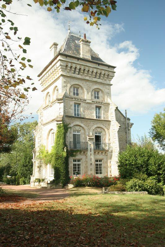 R0132 neogothic chateau for sale deux sevres 2363939 for French chateau homes for sale