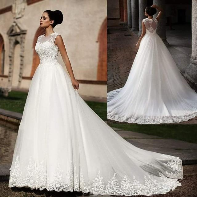 White Wedding Vintage Dresses