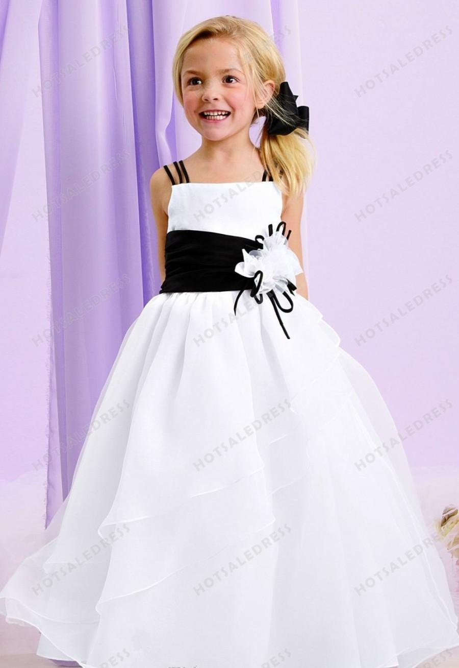 Свадьба - Flower Girl Gown By Jordan Sweet Beginning Collection L134