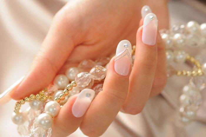 Best Stylish Wedding Nail Art Design Photos Creative Art Blog
