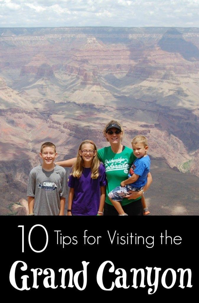 Hochzeit - 10 Tips To Visit The Grand Canyon