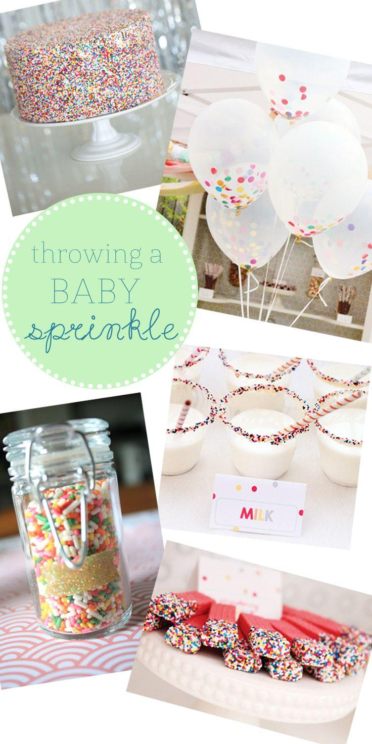 shower party planning ideas for baby 2 or 3 baby sprinkle shower party