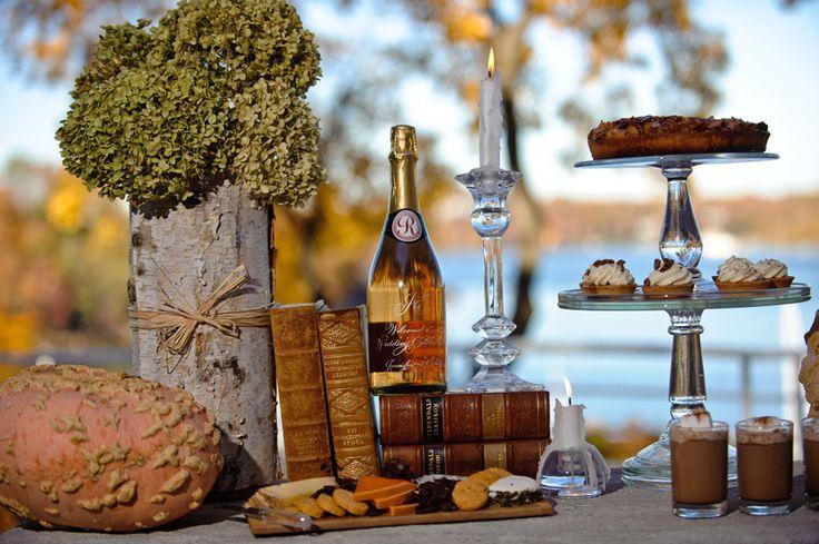 Mariage - Dessert Tables I Love