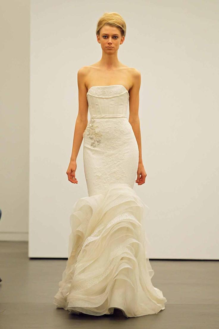 Свадьба - FALL 2013 - VERA WANG BRIDE