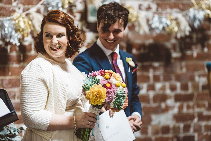 Wedding - A Relaxed Vintage City Wedding