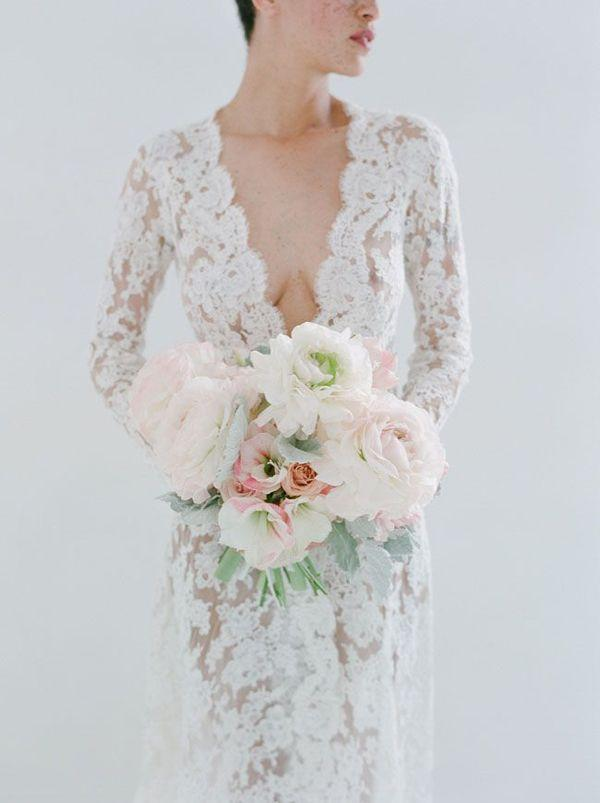 Boda - 25 Whimsical Wedding Dresses For Artistic Brides
