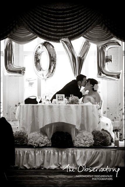 Hochzeit - Wedding Ideas: Reception Decor