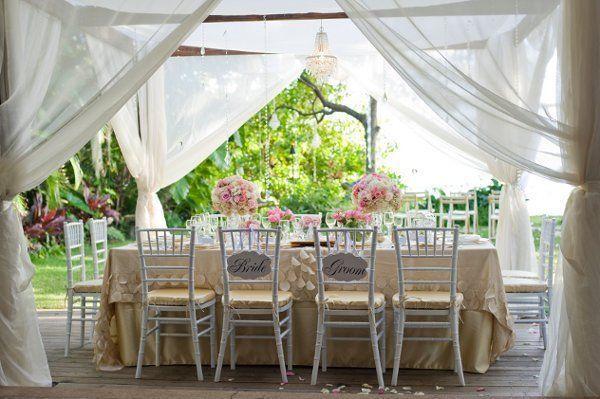Wedding - Reception Decor Ideas On