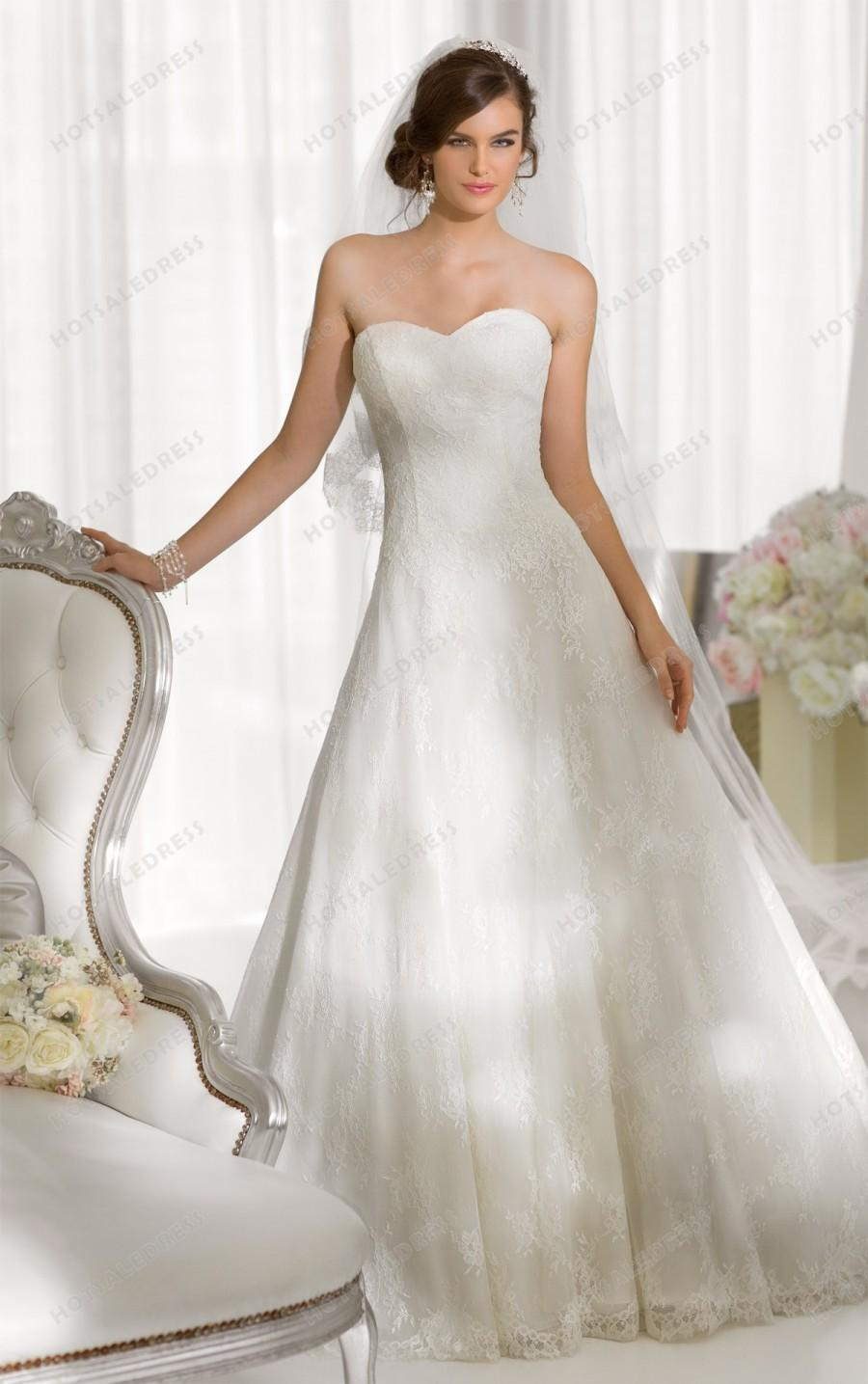 Essense Of Australia Wedding Dress Style D1574 #2365478 - Weddbook