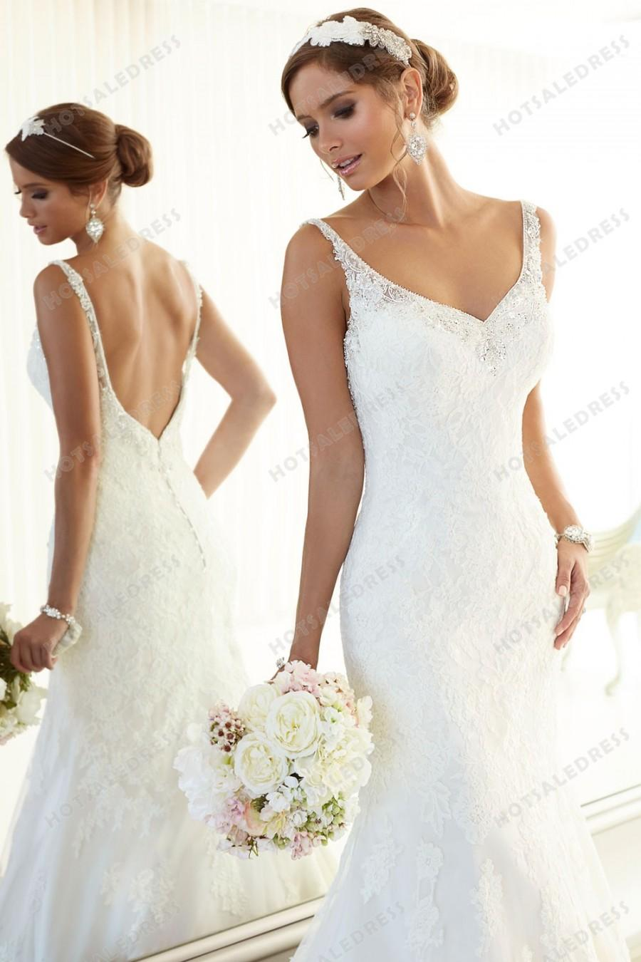 Wedding - Essense of Australia Wedding Dress Style D1665