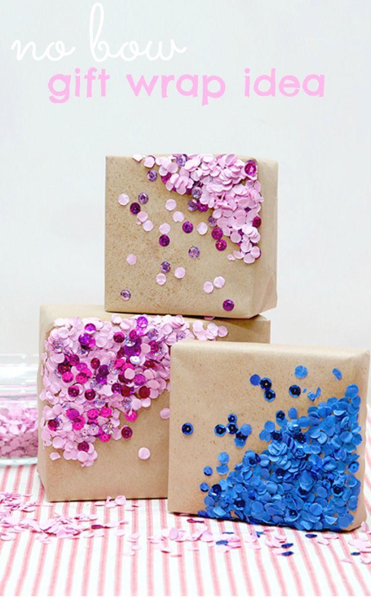Wedding - {Outside The Box} Gift Wrap Ideas