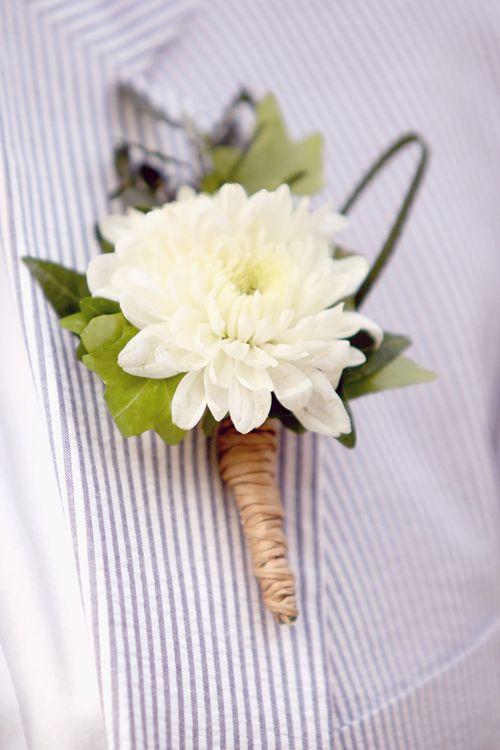 Свадьба - Boutonnieres