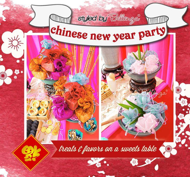 Wedding - Chinese New Year Party Planning Ideas