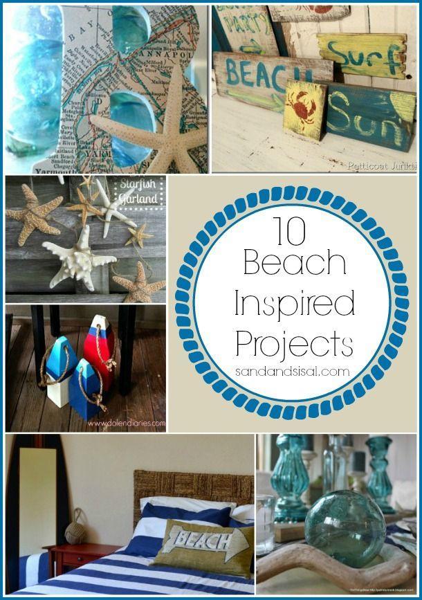 زفاف - 10 Beach Inspired Projects