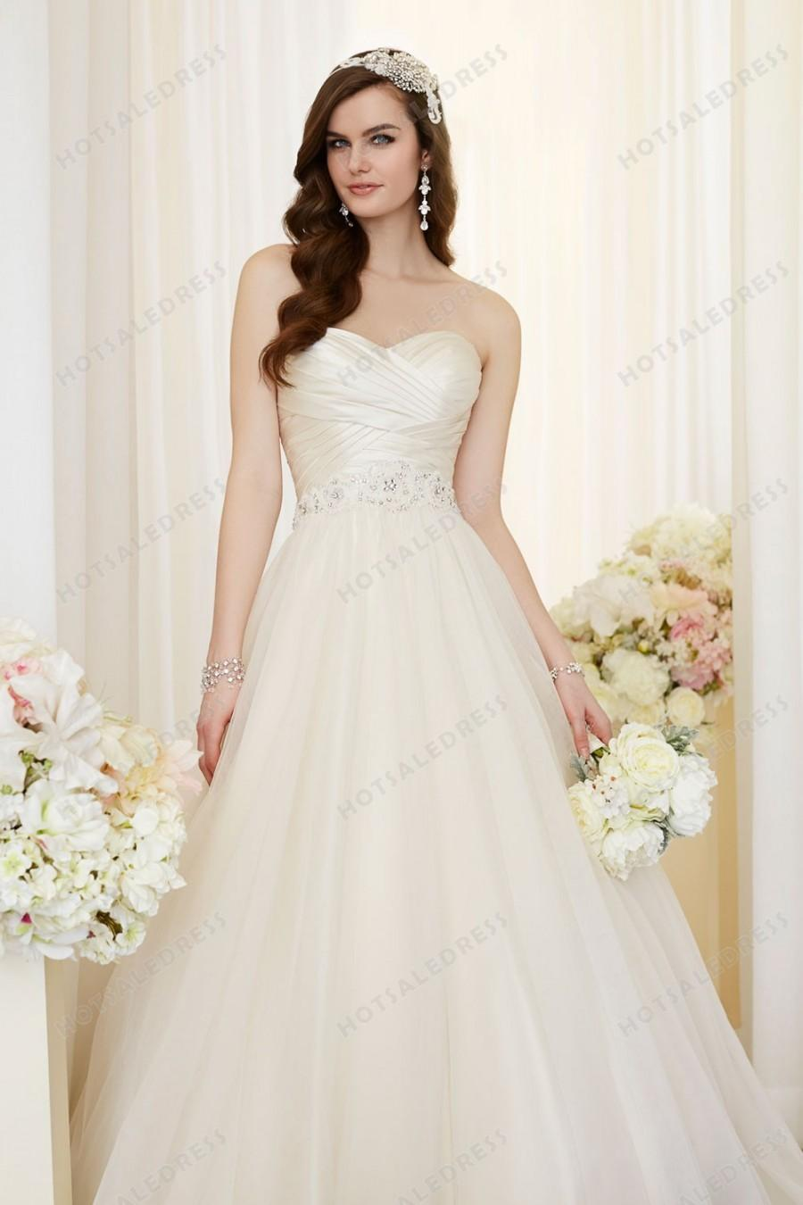 Wedding - Essense of Australia Wedding Dress Style D1714