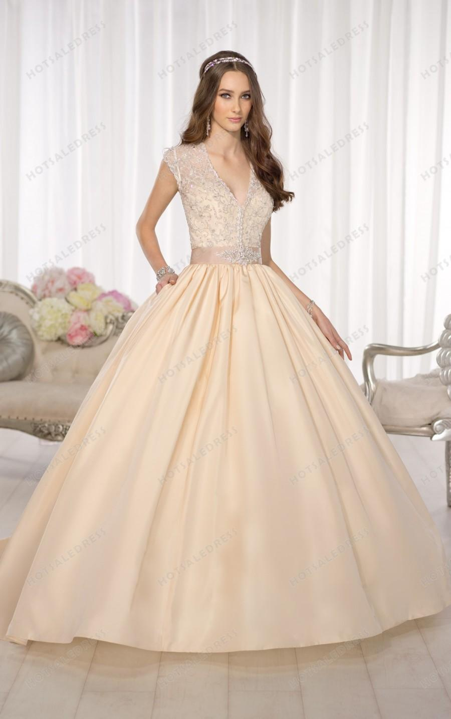 Boda - Essense of Australia Wedding Dress Style D1606